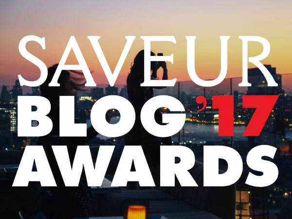 Chef Iso Nominated for Saveur 2017 Blog Awards